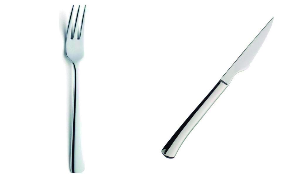 Cuchillo Chuletero Acero Inox Arcoroc