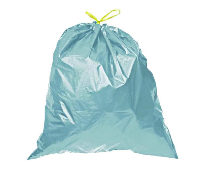 Bolsa de basura autocierre