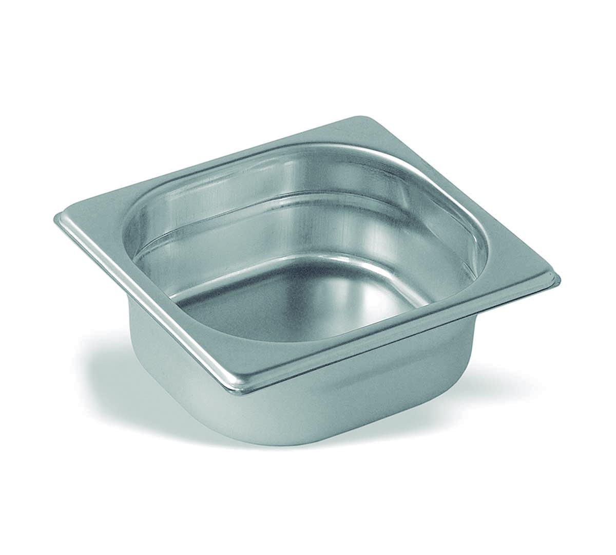 Cubeta Gastronorm 176x162 mm