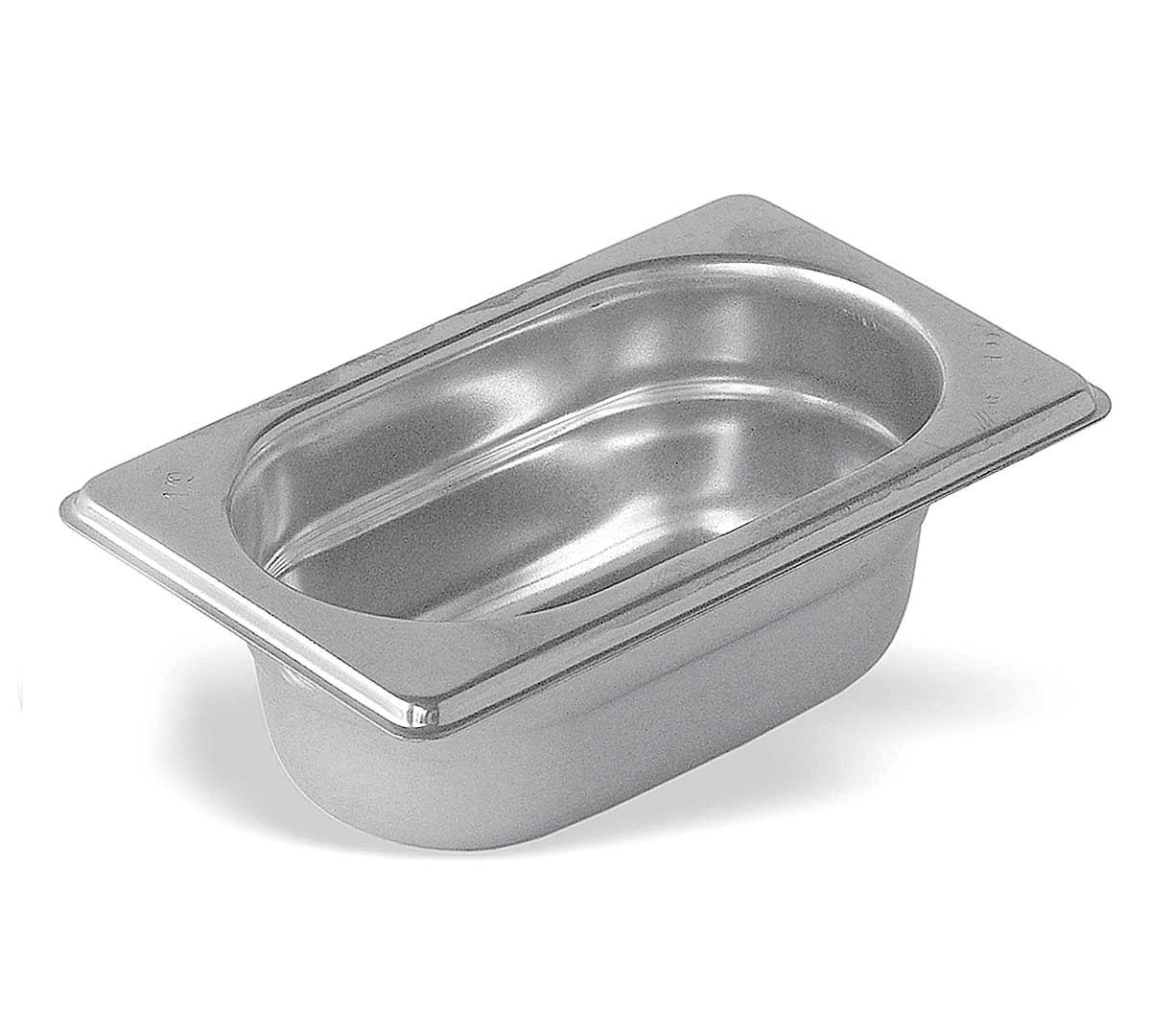 Cubeta Gastronorm 176x108 mm